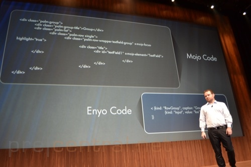 webOS Ports hackathon to update Internals apps to Enyo 2