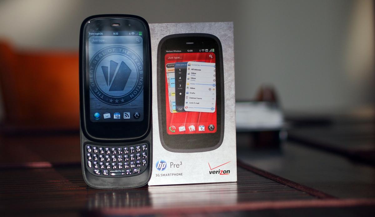 The Great webOS Nation Giveaway: Who won a Verizon Pre3?