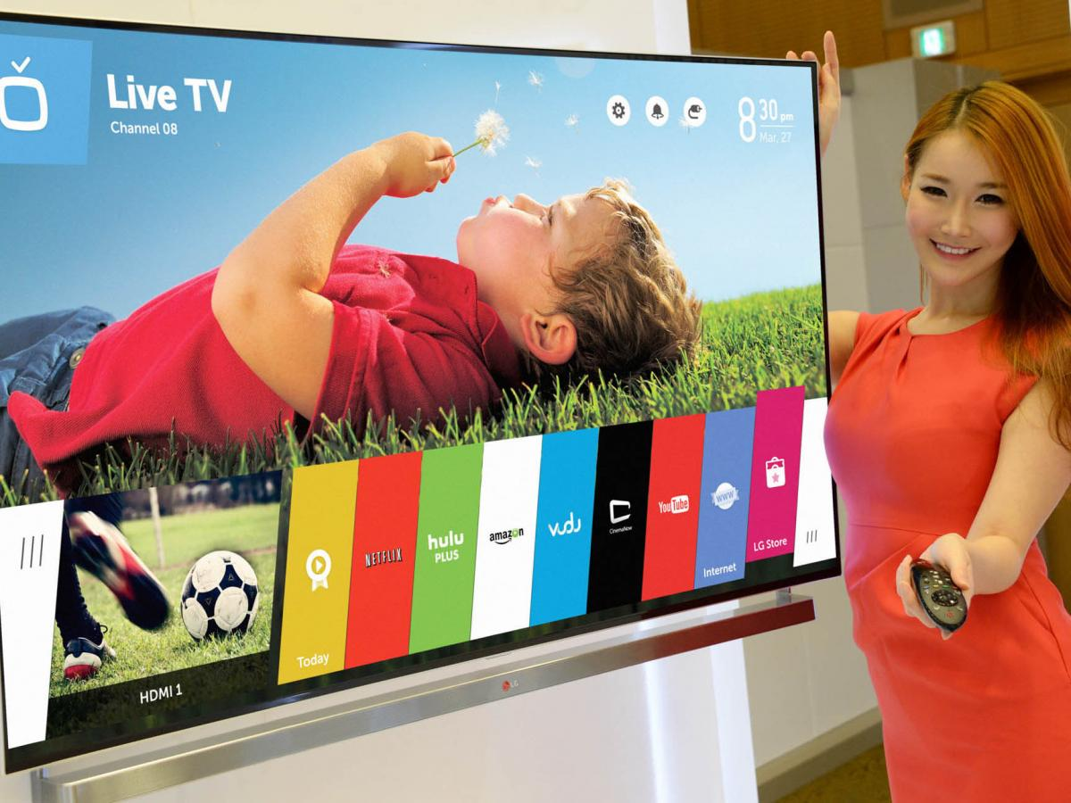 LG's sold more than 5 million webOS TVs
