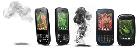 The fading webOS family